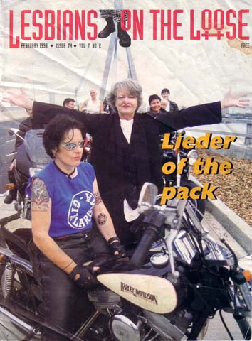 Lieder of the Pack