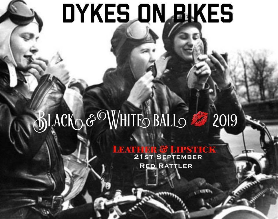 Dykes on Bikes – Sydney - Riding with pride since 1988